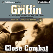 Close Combat Audiobook, by W. E. B. Griffin