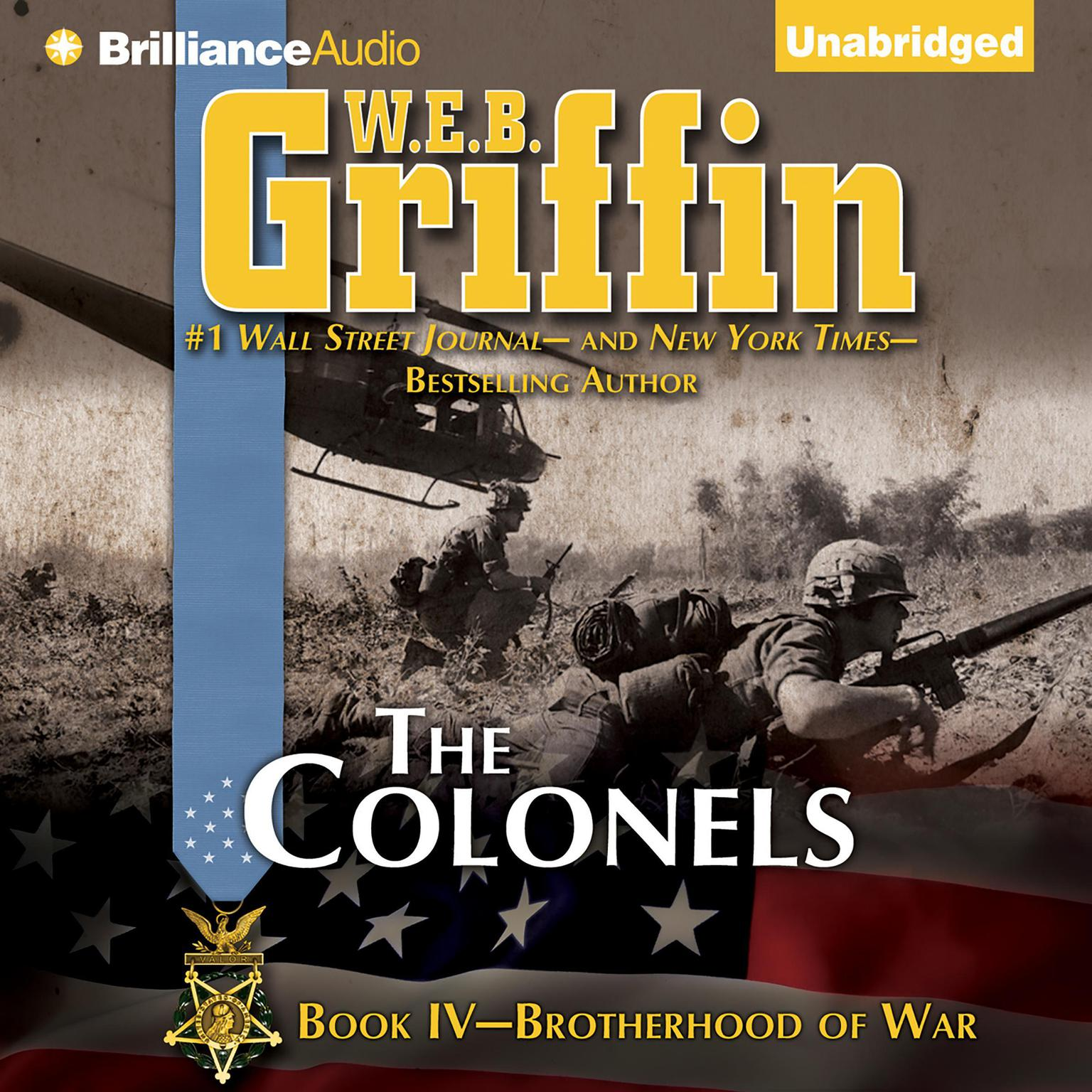 Printable The Colonels Audiobook Cover Art