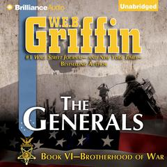 The Generals Audiobook, by W. E. B. Griffin