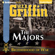 The Majors Audiobook, by W. E. B. Griffin