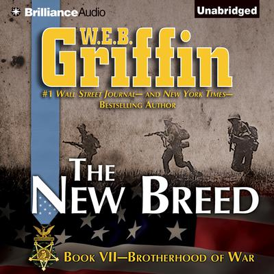 The New Breed Audiobook, by
