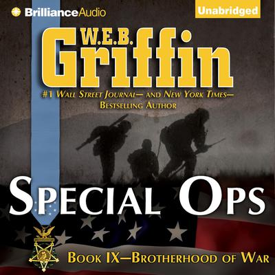 Special Ops Audiobook, by W. E. B. Griffin