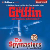 The Spymasters, by W. E. B. Griffin, William E. Butterworth