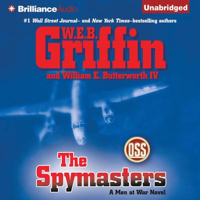 The Spymasters Audiobook, by