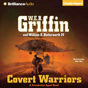 Covert Warriors, by W. E. B. Griffin, William E. Butterworth
