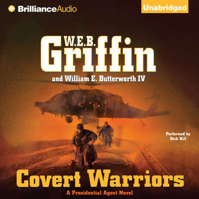 Covert Warriors Audiobook, by W. E. B. Griffin