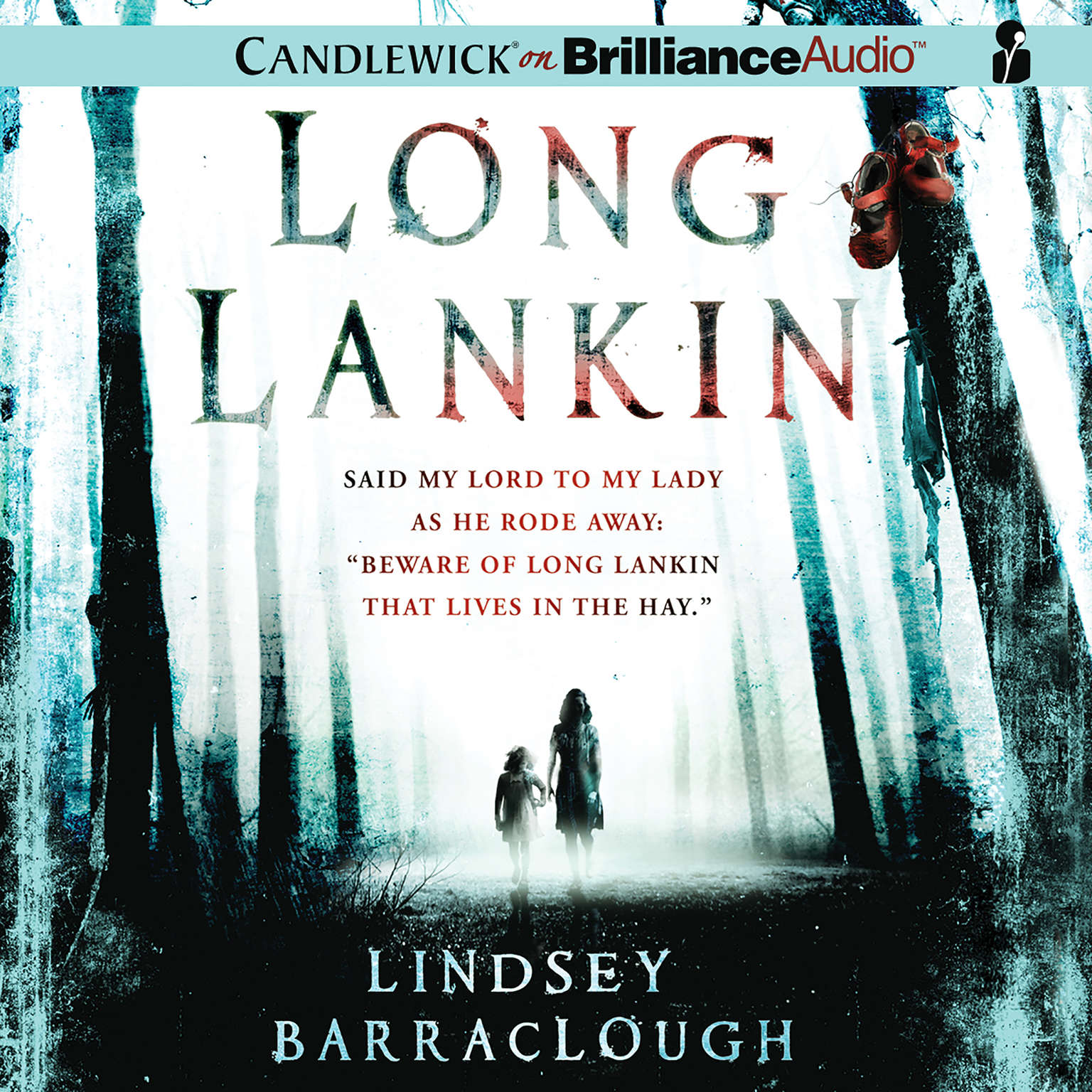 Printable Long Lankin Audiobook Cover Art