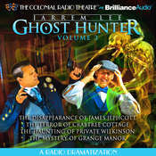Jarrem Lee, Ghost Hunter: Vol 2: A Radio Dramatization Audiobook, by Gareth Tilley