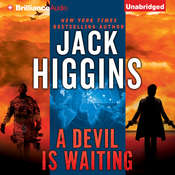 A Devil is Waiting, by Jack Higgins
