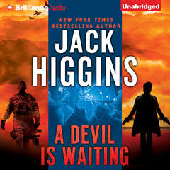 A Devil is Waiting Audiobook, by Jack Higgins