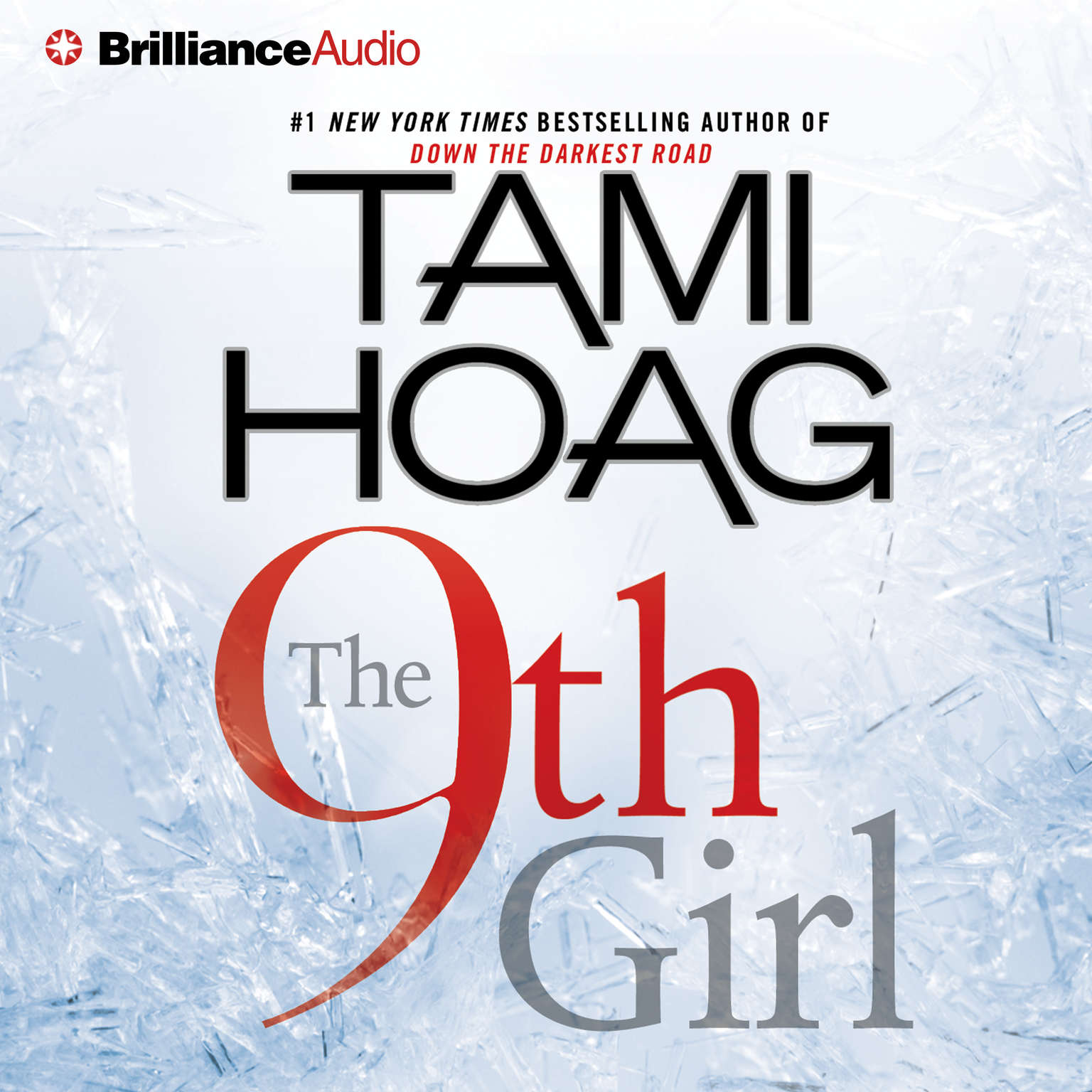 Printable The 9th Girl Audiobook Cover Art