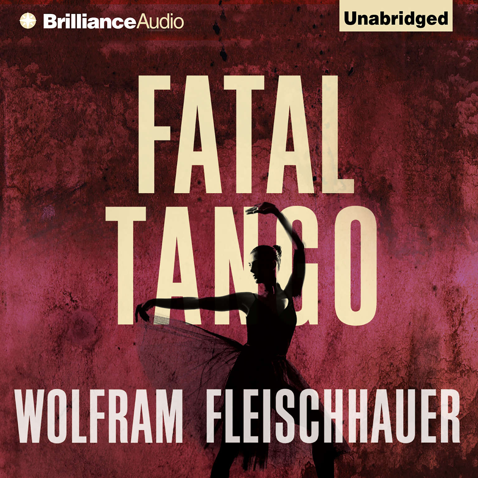 Printable Fatal Tango Audiobook Cover Art