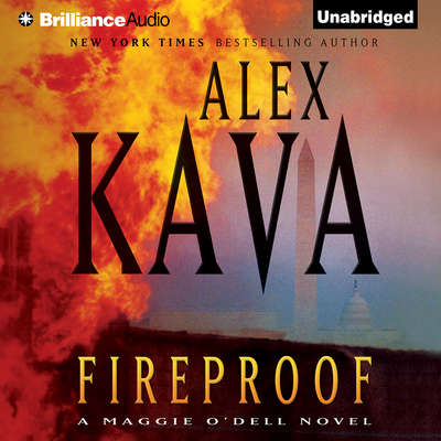Fireproof Audiobook, by Alex Kava