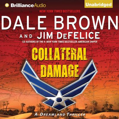 Collateral Damage Audiobook, by Dale Brown