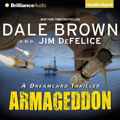 Armageddon Audiobook, by Dale Brown