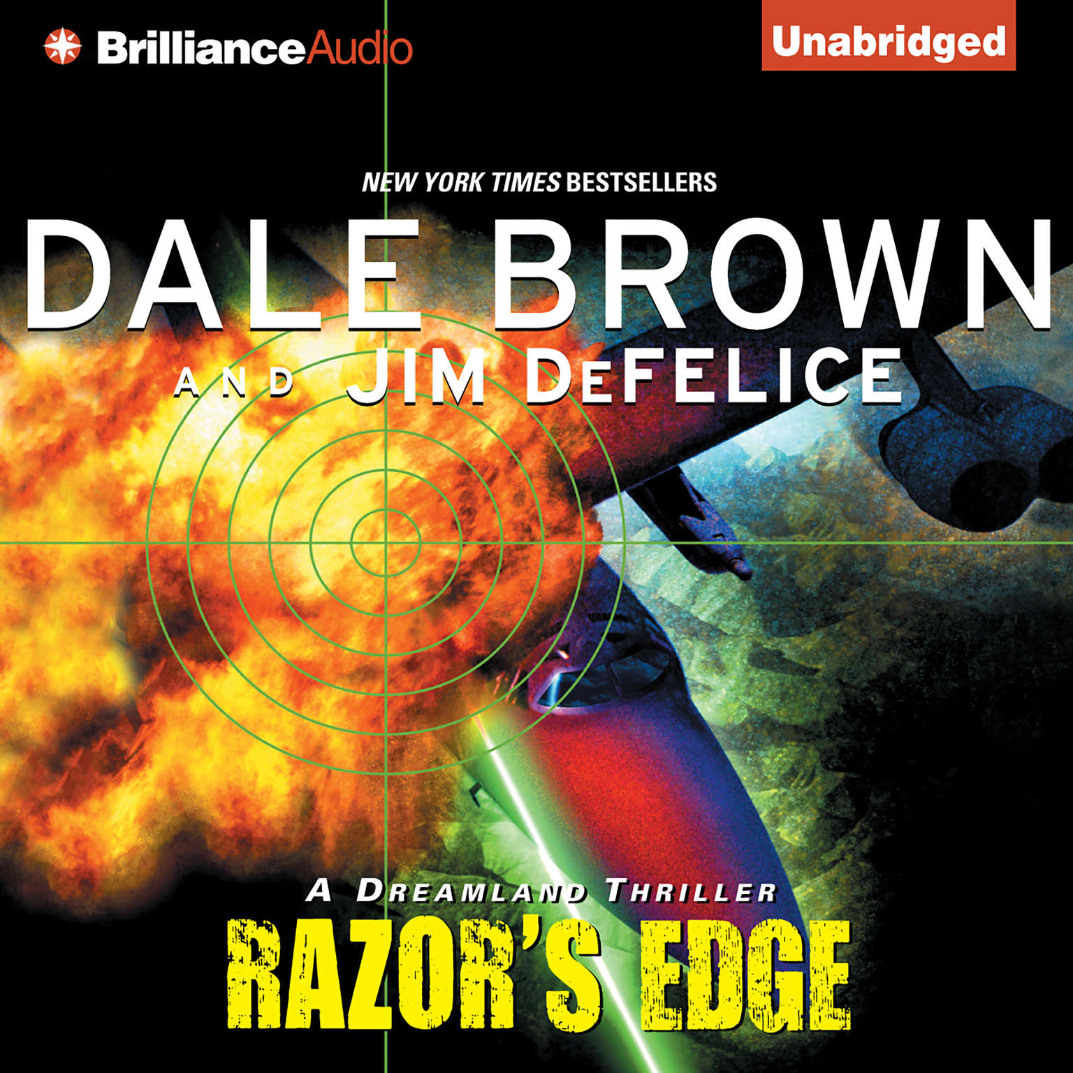 Printable Razor's Edge Audiobook Cover Art