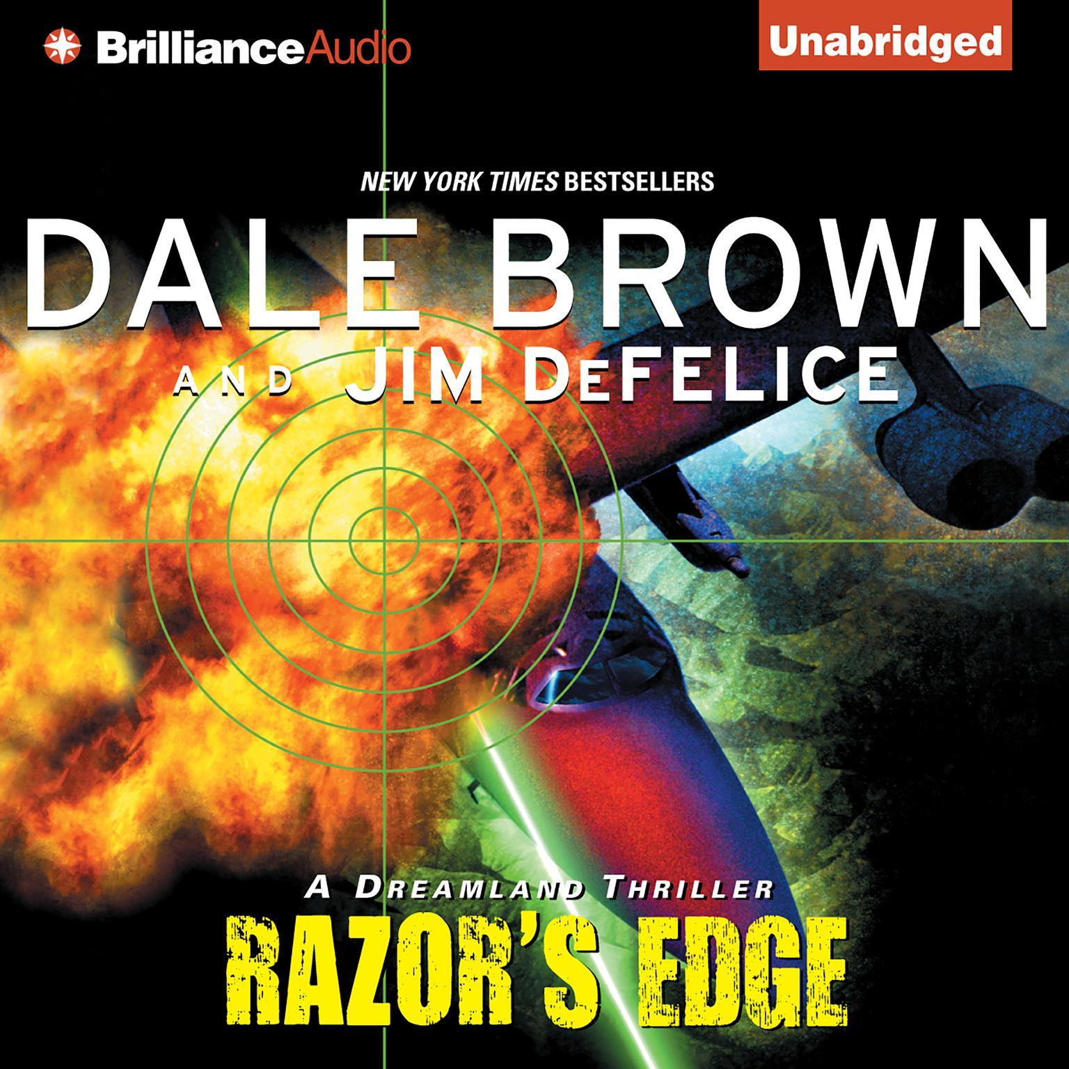 Razors Edge Audiobook, by Dale Brown
