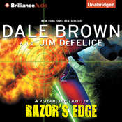 Razor's Edge Audiobook, by Dale Brown, Jim DeFelice