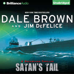 Satan's Tail Audiobook, by Dale Brown, Jim DeFelice