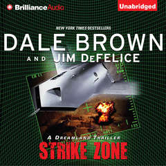 Strike Zone: A Dreamland Thriller Audiobook, by Dale Brown, Jim DeFelice