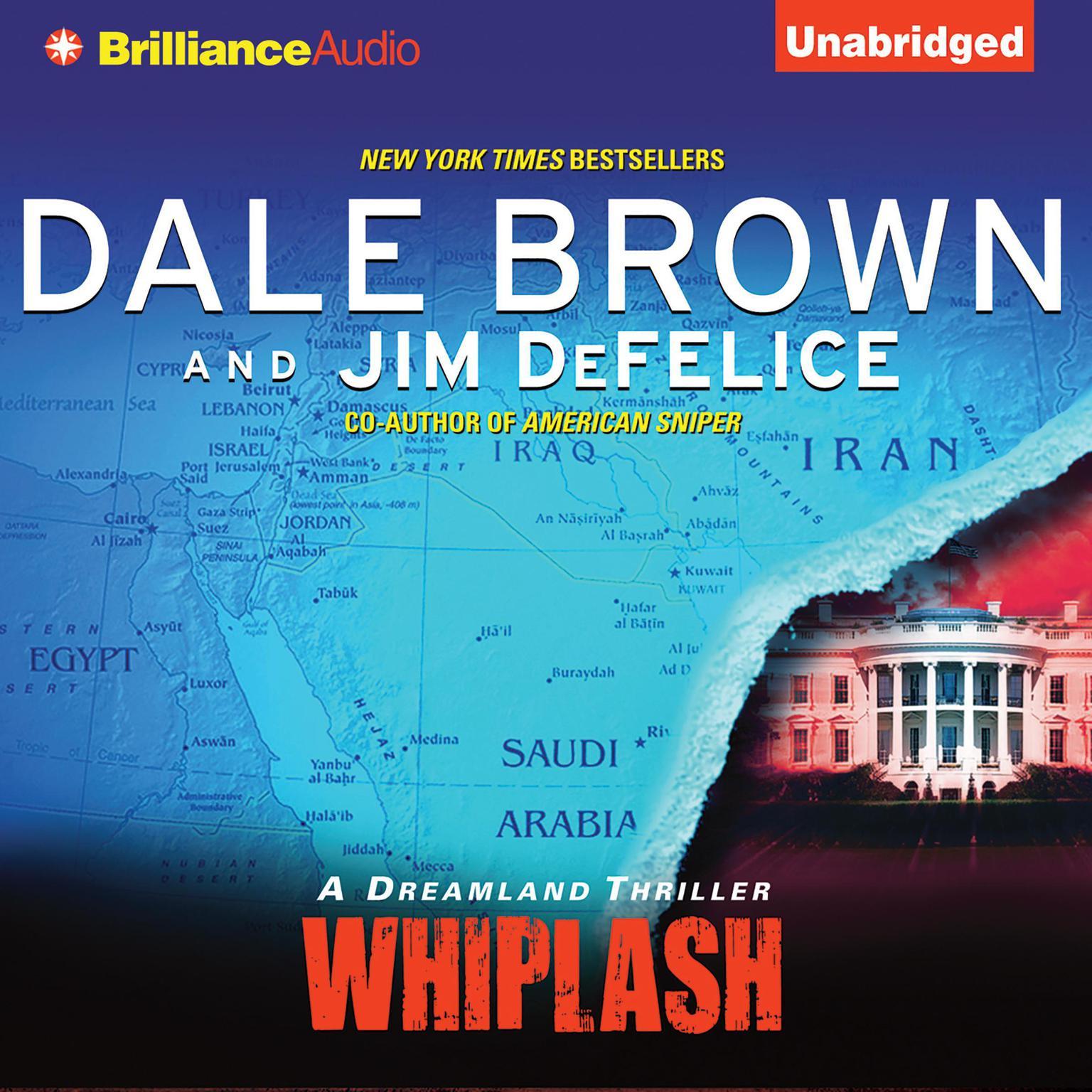 Printable Whiplash Audiobook Cover Art