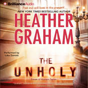 The Unholy Audiobook, by Heather Graham