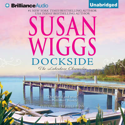 Dockside Audiobook, by Susan Wiggs