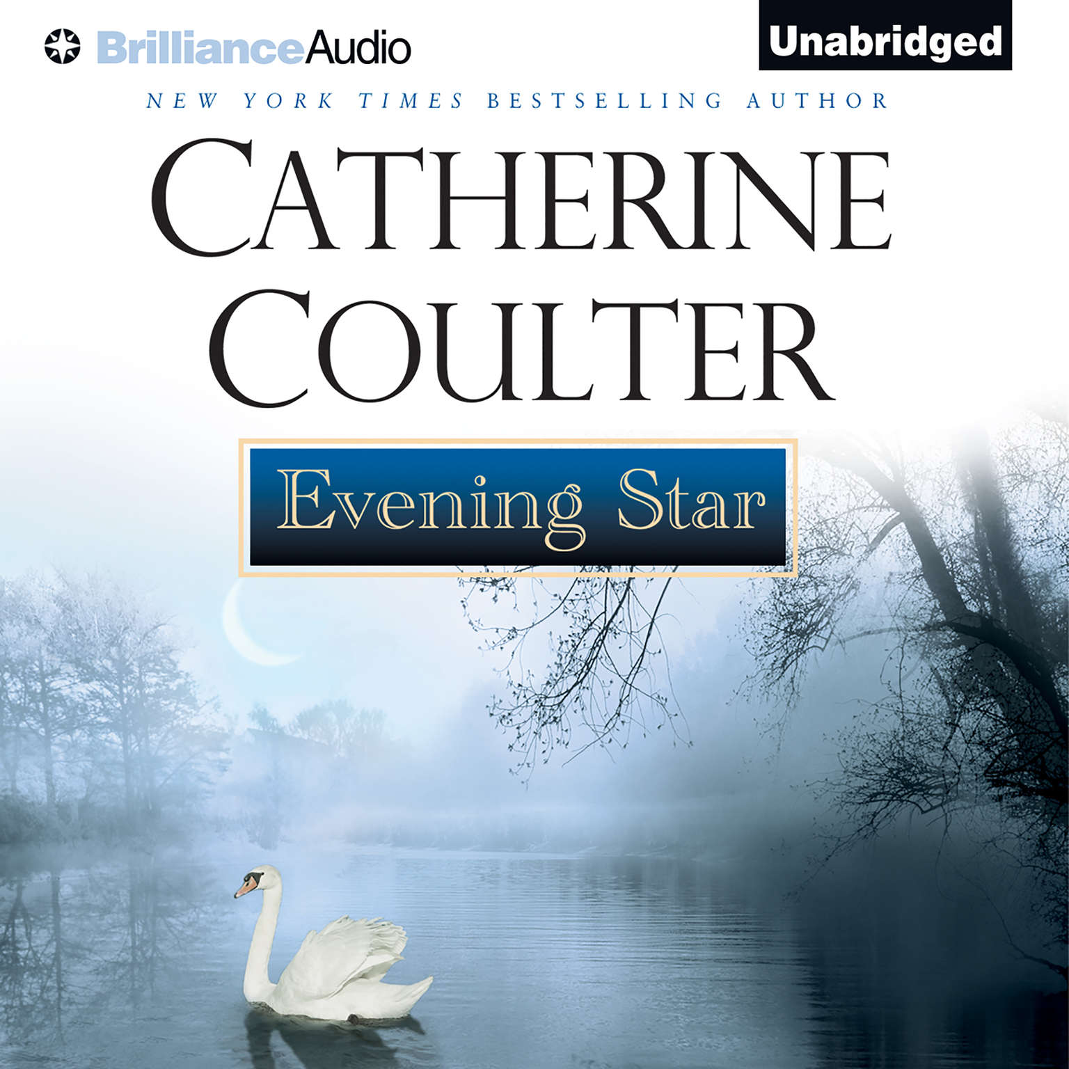 Printable Evening Star Audiobook Cover Art