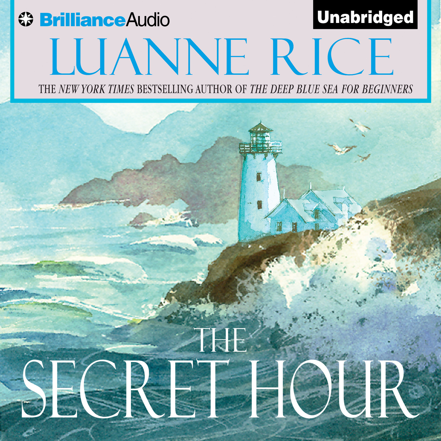 Printable The Secret Hour Audiobook Cover Art
