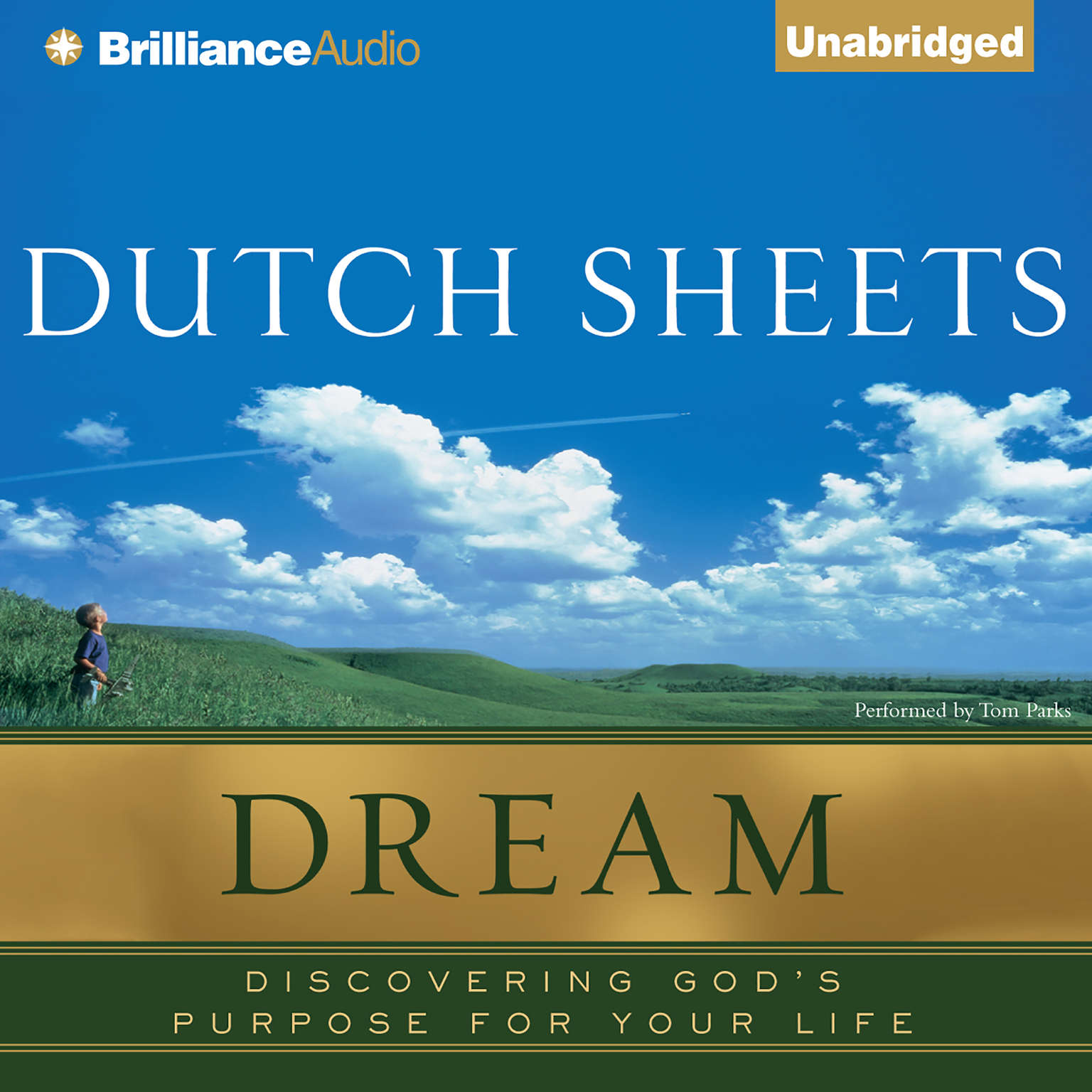 Printable Dream: Discovering God's Purpose for Your Life Audiobook Cover Art