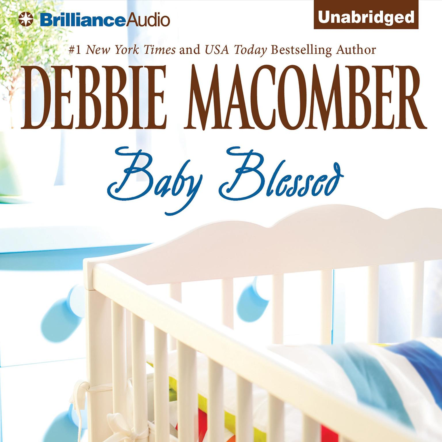 Printable Baby Blessed: A Selection from You…Again Audiobook Cover Art