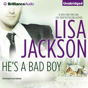 Hes a Bad Boy: A Selection from Secrets and Lies Audiobook, by Lisa Jackson