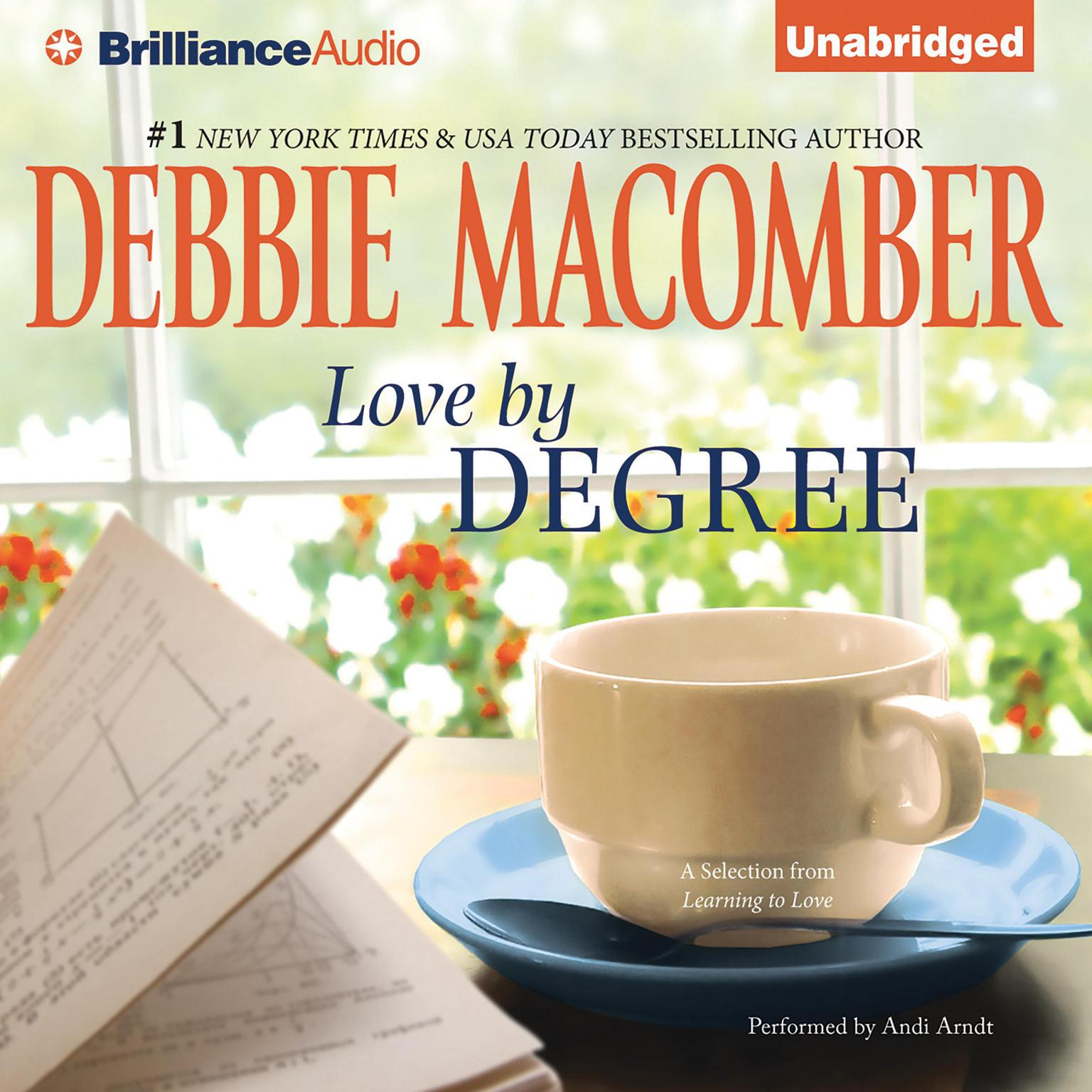 Printable Love by Degree: A Selection from Learning to Love Audiobook Cover Art
