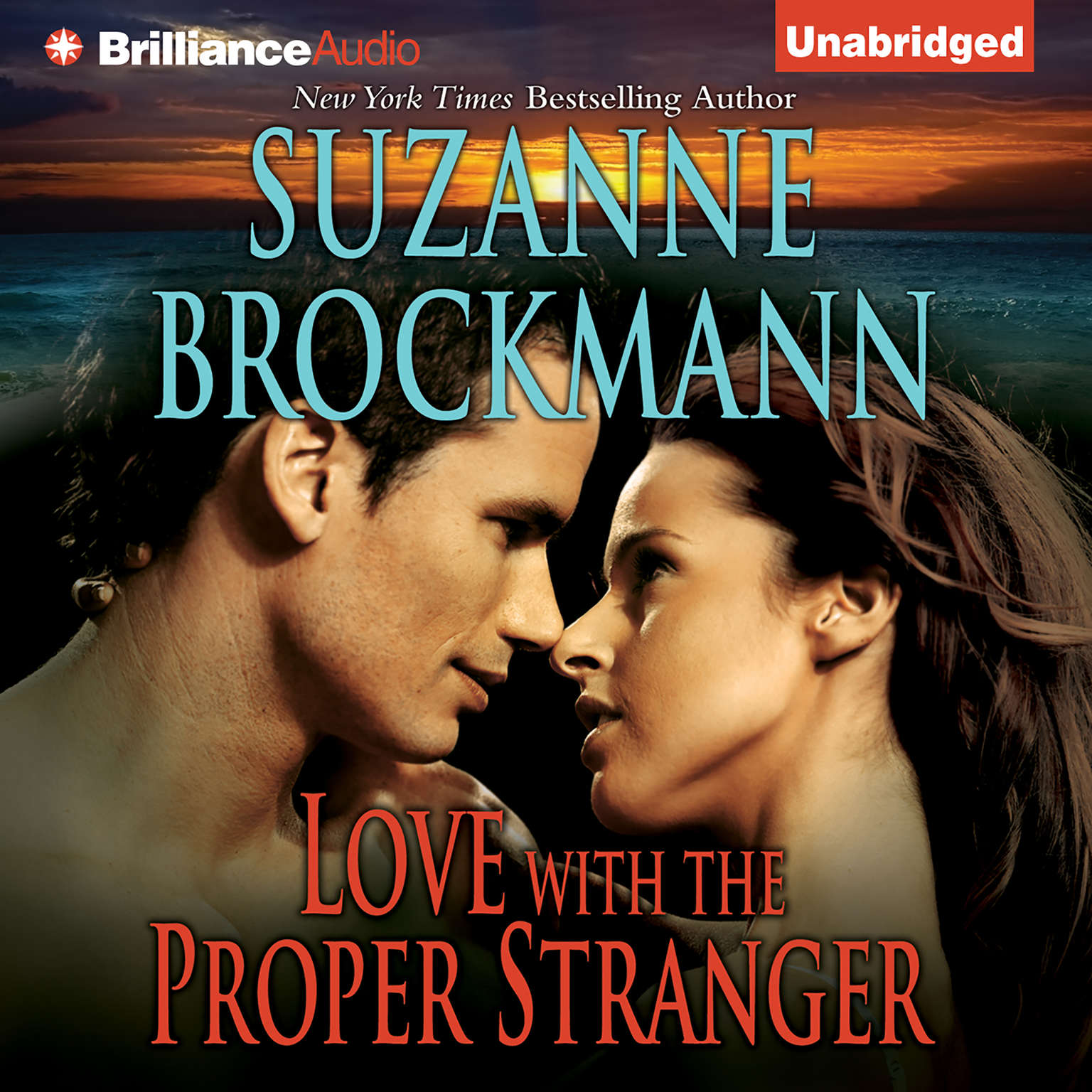Printable Love with the Proper Stranger: A Selection from Unstoppable Audiobook Cover Art