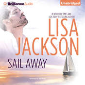 Sail Away: A Selection from Abandoned Audiobook, by Lisa Jackson