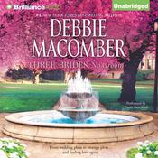 Three Brides, No Groom Audiobook, by Debbie Macomber