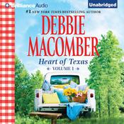Heart of Texas, Volume 1: Lonesome Cowboy and Texas Two-Step, by Debbie Macomber