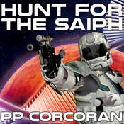 Hunt for the Saiph Audiobook, by PP Corcoran