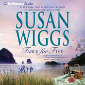 Table for Five Audiobook, by Susan Wiggs