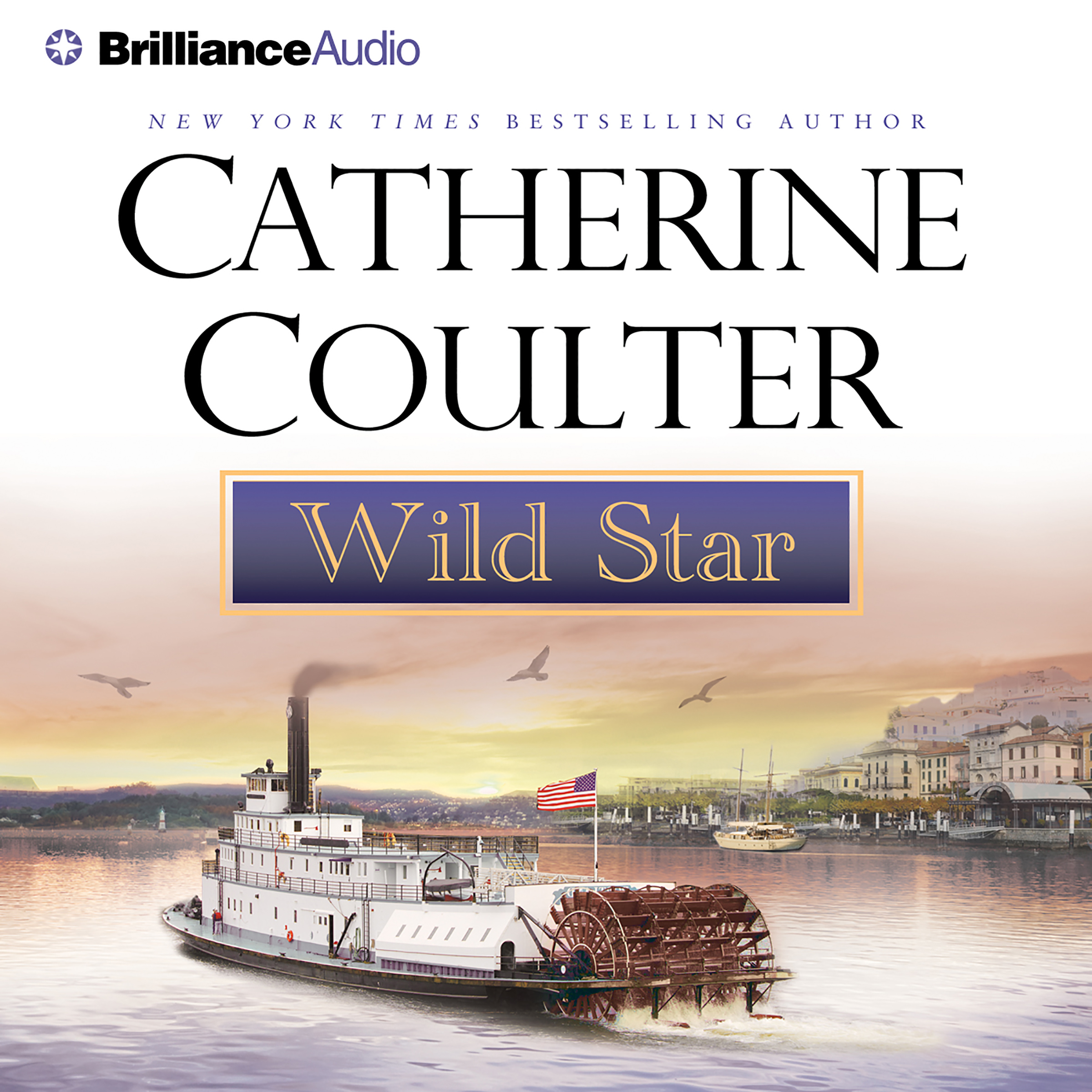Printable Wild Star Audiobook Cover Art