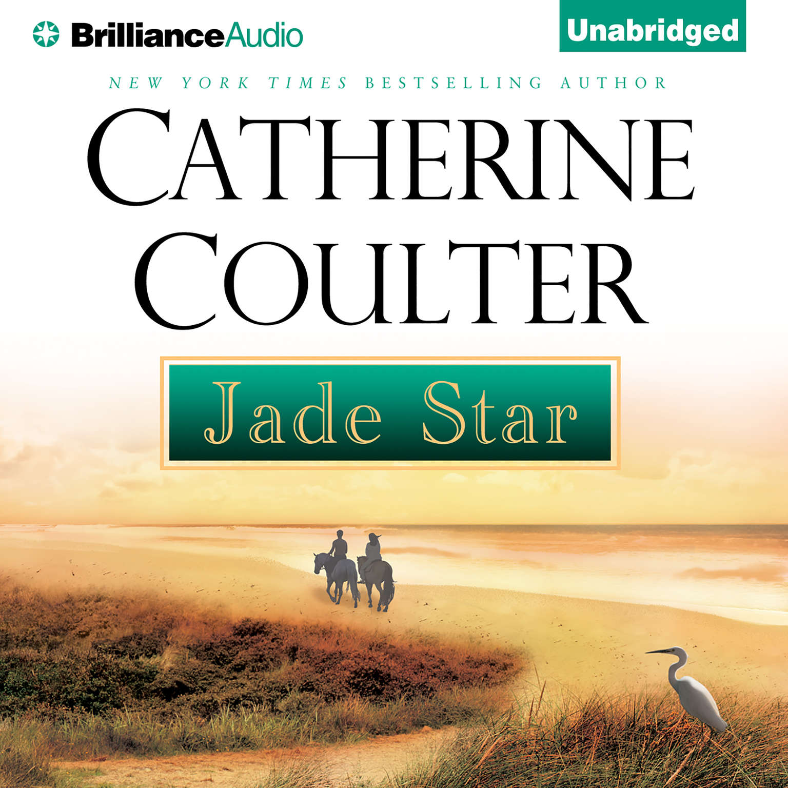 Printable Jade Star Audiobook Cover Art