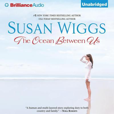 The Ocean Between Us Audiobook, by Susan Wiggs