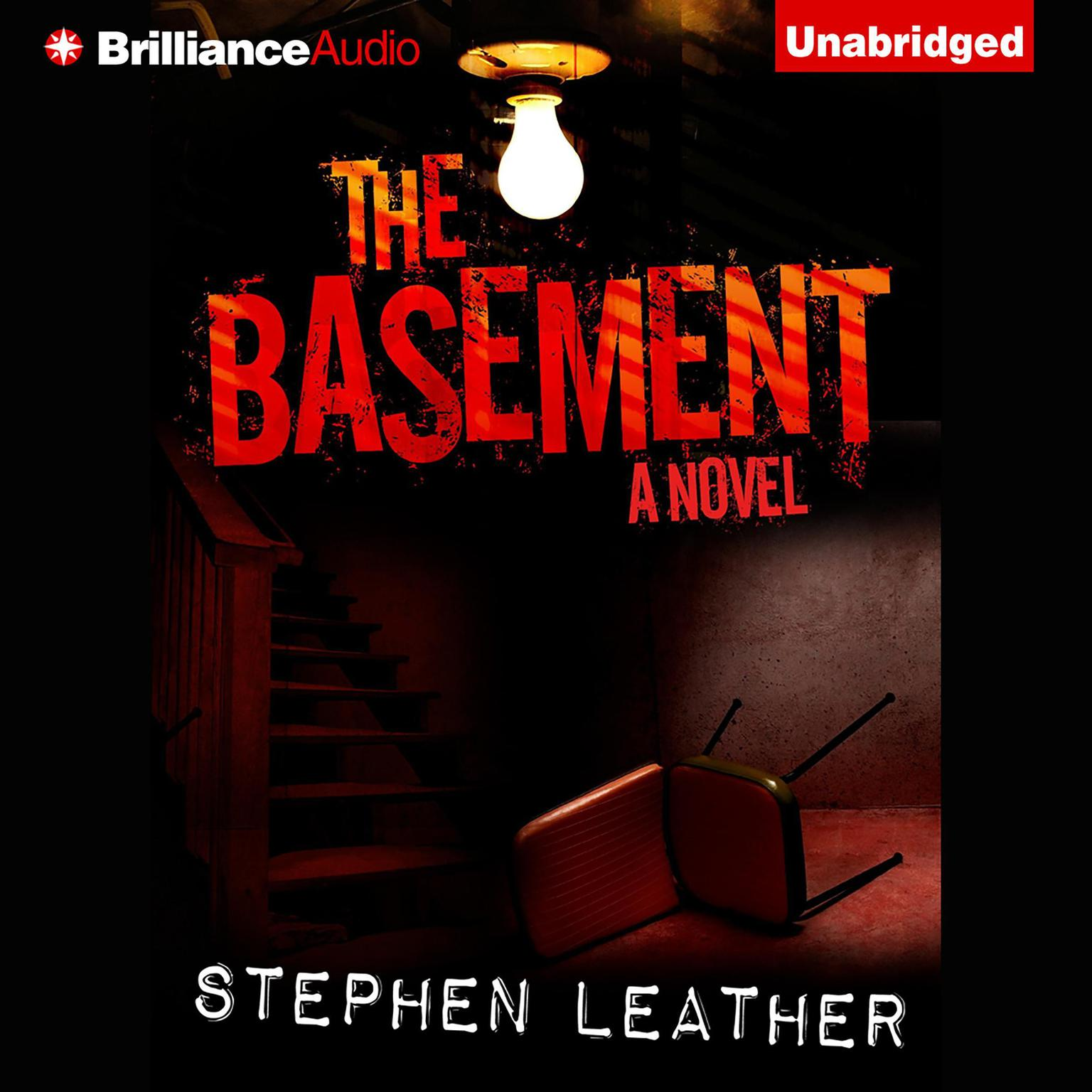 Printable The Basement Audiobook Cover Art