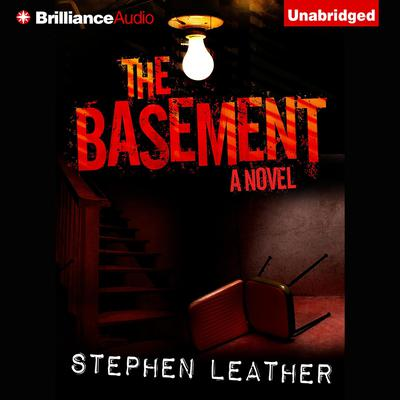 The Basement Audiobook, by Stephen Leather