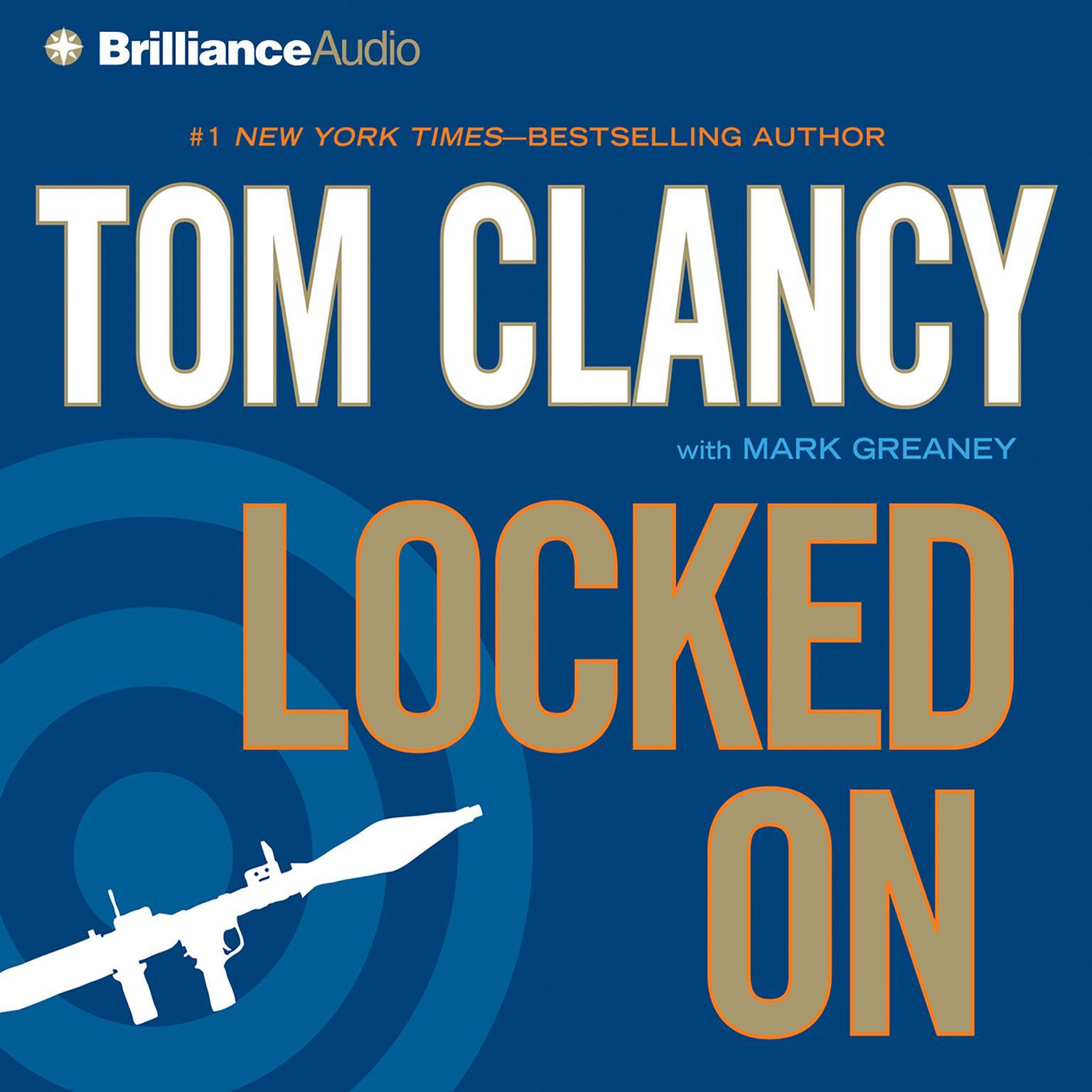 Locked On (Abridged) Audiobook, by Tom Clancy