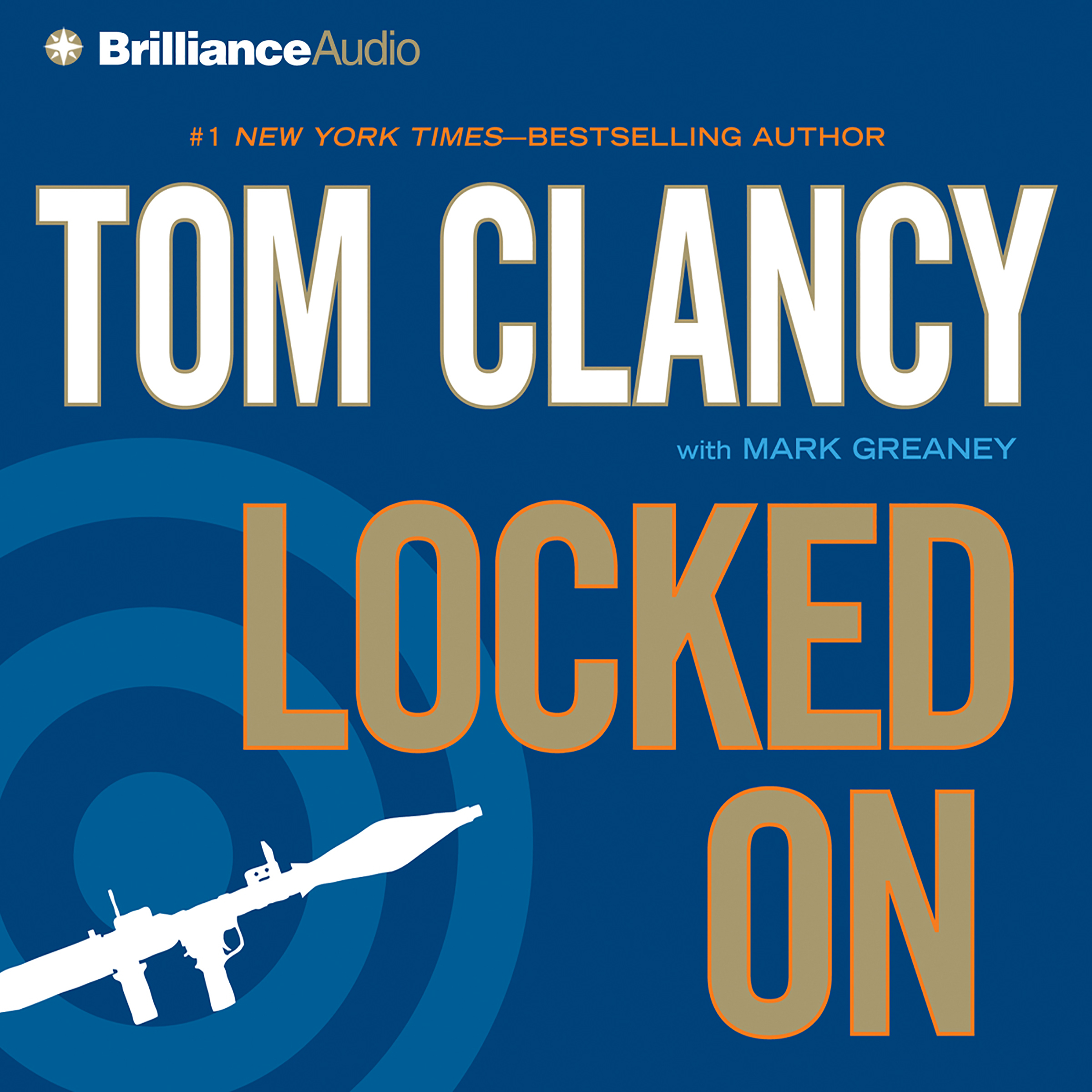 Printable Locked On Audiobook Cover Art
