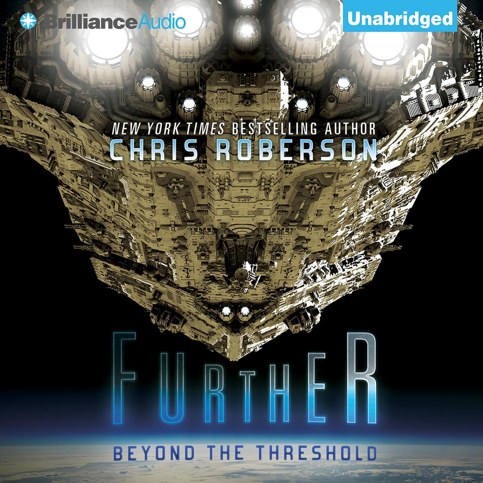 Printable Further: Beyond the Threshold Audiobook Cover Art