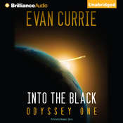 Into the Black: Odyssey One Audiobook, by Evan Currie