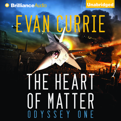 The Heart of Matter Audiobook, by Evan Currie