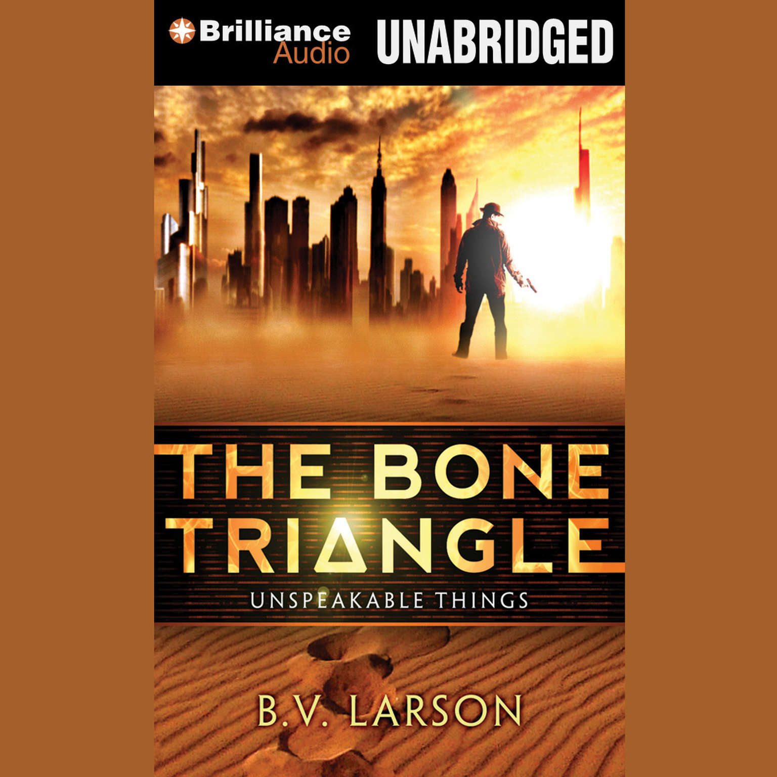 Printable The Bone Triangle Audiobook Cover Art